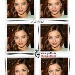 فریم دور عکس با سایه های مختلف با فرمت PSD