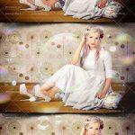 آموزش ایجاد حباب روی عکس آتلیه با فتوشاپ