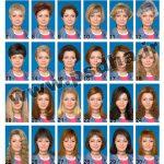 فایل لایه باز مدل های موی زنانه دانلود رایگان