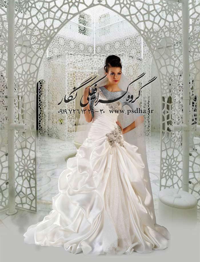 دانلود بک گراند عمارت و دکور وایت روم آتلیه عروس
