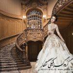 بک گراند عکس عروس داماد 3446-1