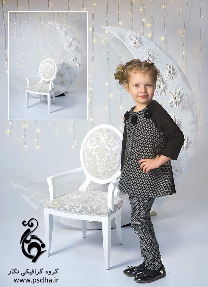 دانلود بک گراند عکس کودک با کیفیت