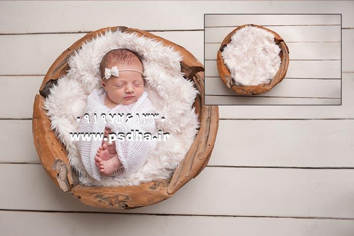 بک گراند نوزاد و بک گراند های کودکانه