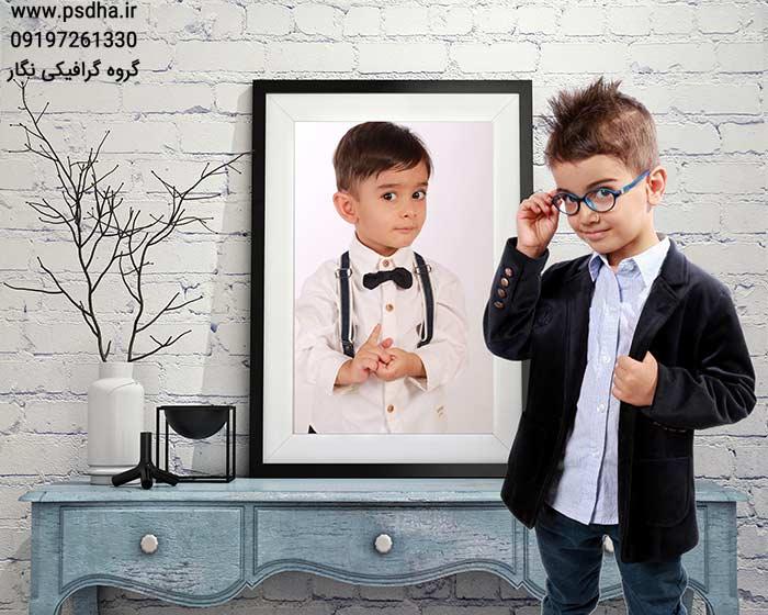 پس زمینه عکس کودک برای فتوشاپ