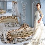 بک گراند عکس عروس و داماد برای طراحی عکس آتلیه