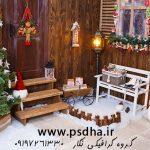دانلود بک گراند با کیفیت کریسمس و زمستان کد3633