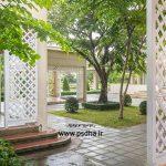 بک گراند باغ و طبیعت با کیفیت عالی کد3682