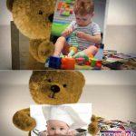 دانلود کلیپ میکس فیلم کودک و خرس کوچولو