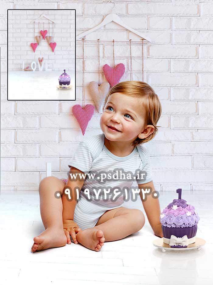 پس زمینه جدید عکس برای کودک و نوزاد
