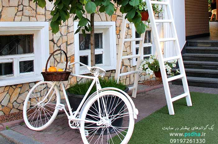 دانلود رایگان بک گراند دوچرخه