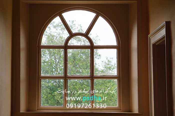 بک گراند پنجره