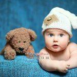 دانلود بک دراپ برای طراحی عکس نوزاد کد 3832