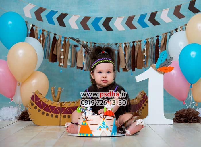 دانلود بک گراند جشن تولد جدید