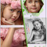 بک گراند لایه باز کودک برای طراحی البوم 30 در 40