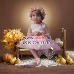 خرید بک گراند کودک پاییز و هالوین کد 3917