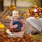 خرید بک گراند کودکانه پاییز و هالوین کد 3918