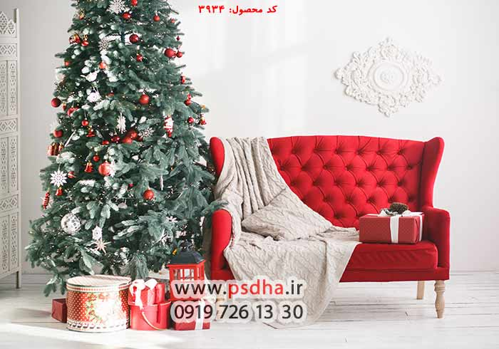 دانلود بک گراند کریسمس فوق العاده زیبا