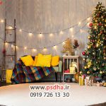 دانلود بک گراند کریسمس فوق العاده زیبا کد 3934
