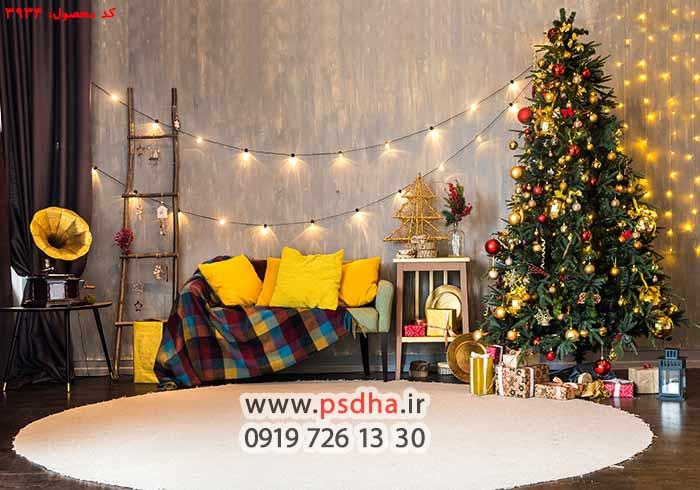 دانلود بک گراند کریسمس جدید