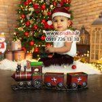 بک گراند زمستان و کریسمس برای عکس آتلیه کد 3997