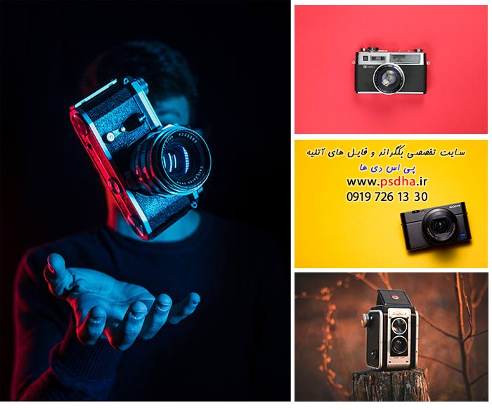 دانلود عکس با کیفیت دوربین و عکاسی