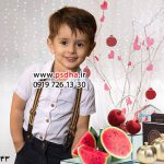 بک گراند عکس کودک لایه باز یلدا کد 4043