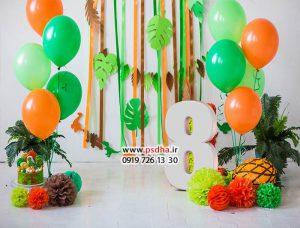 بک گراند تولد برای سنین مختلف
