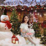 بک گراند زمستانی برای فتوشاپ کد 4116